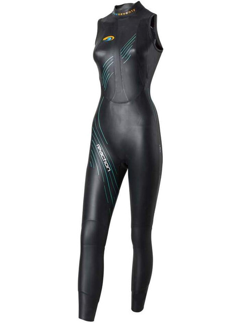 blueseventy Reaction Dames zwart